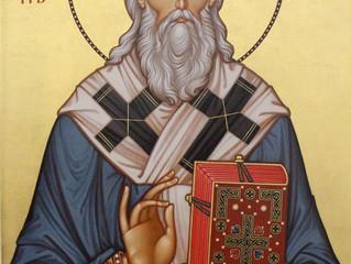 19 ноября - день памяти основателя нашей обители святителя Германа