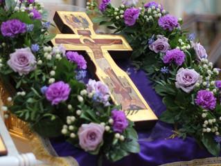 4 апреля - Неделя Крестопоклонная