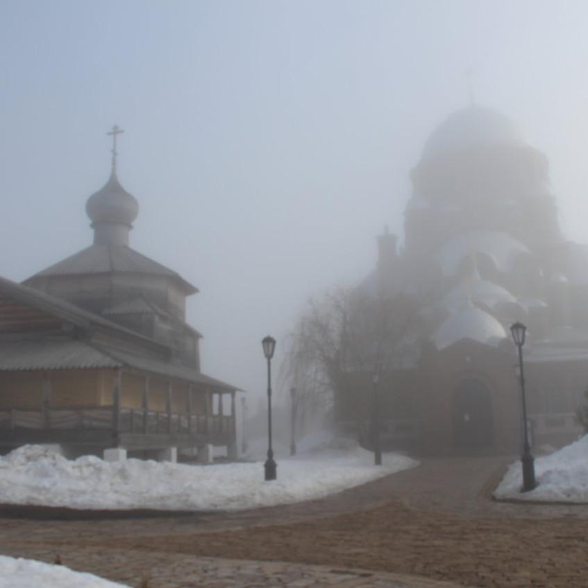 Троицкая церковь и собор