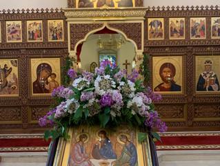 7 июня 2020 года - День Святой Троицы (Пятидесятница)