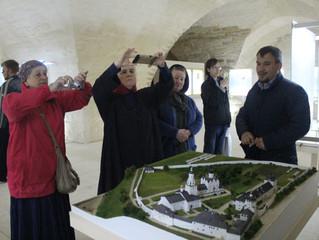 6 мая Свияжский Успенский монастырь посетили представители крупнейших российских паломнических служб