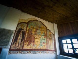 30 ноября - день памяти преподобного Никона Радонежского