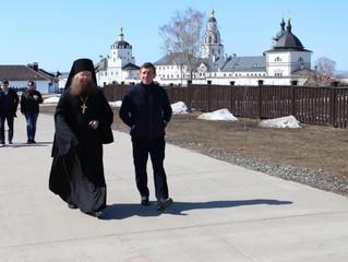 16 апреля Свияжск посетил Андрей Анатольевич Турчак