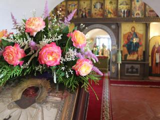 18 июля в храме в честь преподобного Сергия Радонежского прошли престольные торжества