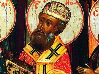 18 ноября Церковь чтит память святителя Ионы архиепископа Новогородского