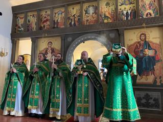 8 октября Церковь чтит память преподобного Сергия Радонежского и святителя Германа архиепископа Каза