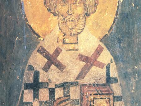 8 декабря Церковь чтит память священномученика Климента Римского