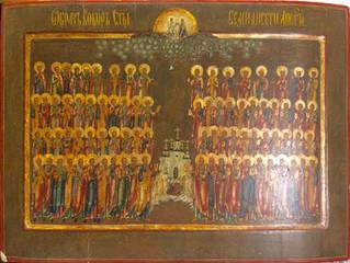 17 января Святая Церковь совершает память собора семидесяти апостолов.