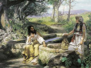 Поучение в Неделю о самаряныне святителя Игнатия Брянчанинова