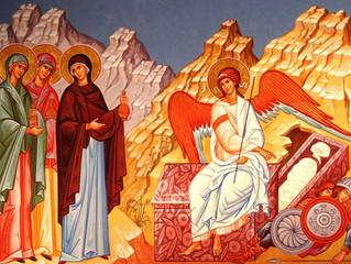 3 мая 2020 года - Неделя святых жен-мироносиц