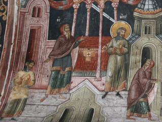 17 февраля 2019 года - неделя о мытаре о мытаре и фарисее