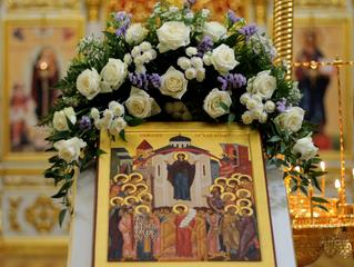 14 октября Церковь празднует Покров Пресвятой Богородицы