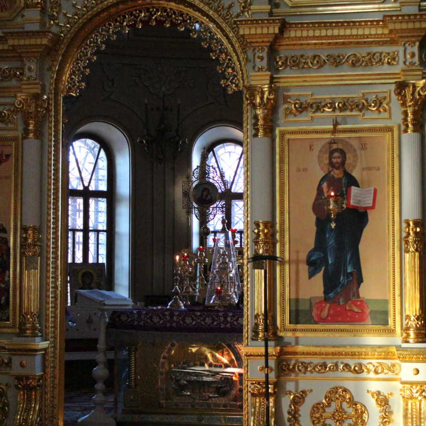 Царские врата собора