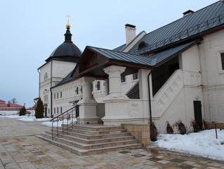 Богослужение 2-й Недели Великого Поста состоится в храме святителя Германа