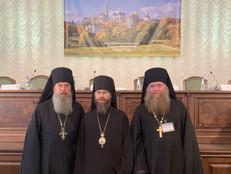 На международной конференции по монашеству в Троице-Сергеевой Лавре