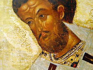 26 ноября - день памяти святителя Иоанна Златоуста