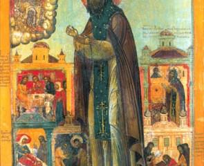 26 января день памяти преподобного Иринарха Ростовского
