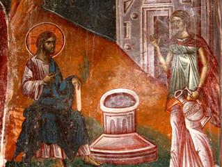 30 мая 2021 года - Неделя о Самаряныне (Воскресенье о самарянке)