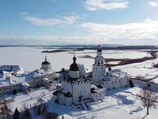Поминовение в Свияжском Успенском монастыре