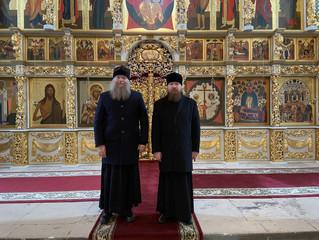 3 марта Свияжск посетил ректор МДА