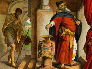 28 января 2018 - Неделя о мытаре и фарисее
