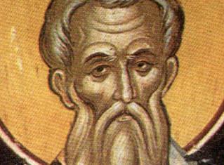 5 ноября - память святого апостола Иакова, брата Господня