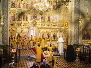 Молитвенные торжества в честь святителя Германа посвященные 450-летию со дня Его преставления прошли