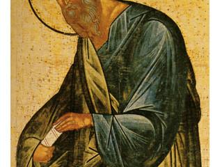 13 декабря Церковь чтит память апостола Андрея Первозванного