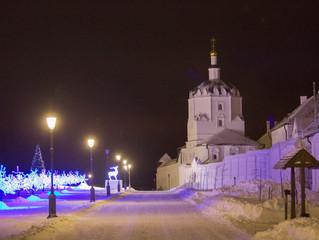 В Новогоднюю ночь в нашей обители состоится Божественная литургия
