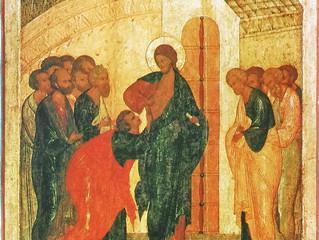 Проповедь в Неделю о Фоме