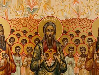 3 января 2020 года - Неделя святых Отец