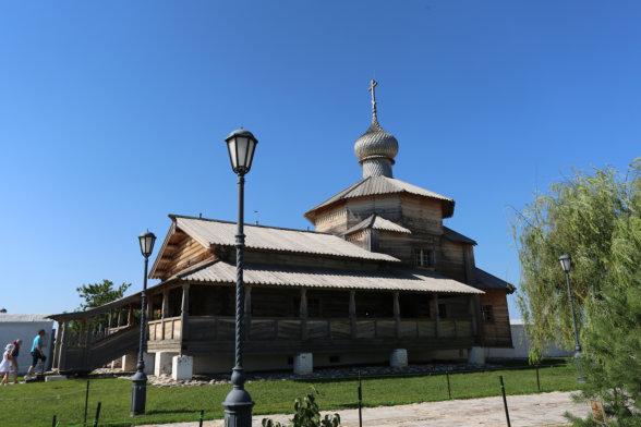 Троицкая церковь XVI век