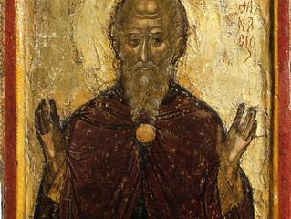 19 июля Церковь чтит память преподобного Афанасия Афонского