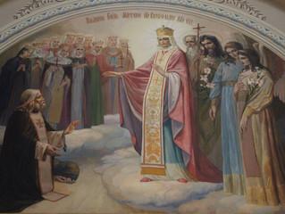 15 января Церковь совершает память преподобного Серафима Саровского