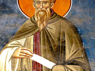3 ноября Церковь совершает память преподобного Иллариона Великого