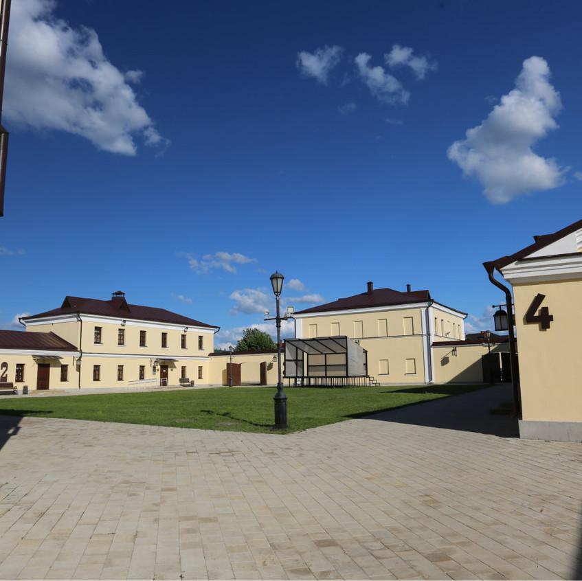 2, 3 и 4 корпуса Музея истории
