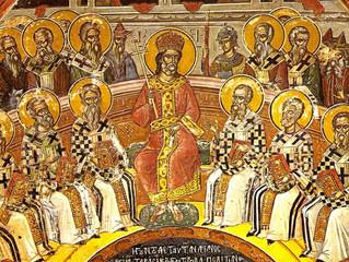 21 октября 2018 года Церковь чтит память святых отцов VII Вселенского Собора.