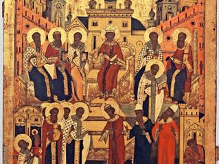 Сегодня Русская Православная Церковь празднует память святыхотцовшестиВселенских Соборов
