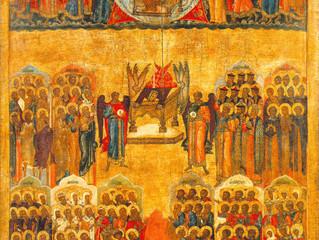 23 июня 2019 года Церковь празднует День памяти всех святых