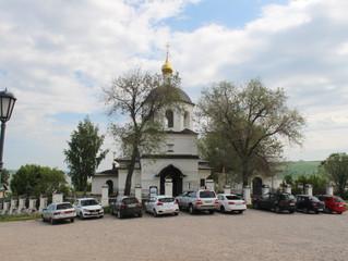 3 июня в свияжском приходском храме в честь св. равноап. Константина и Елены состоялись престольные
