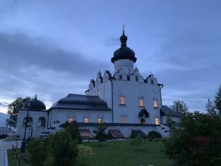 Продолжается подготовка Успенского собора к освящению
