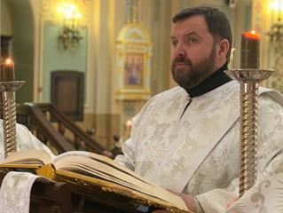Преставился ко Господу диакон Димитрий Хохлов