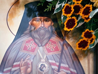 9 августа - День памяти священномученика Амвросия