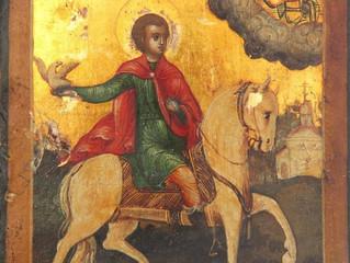 14 февраля - память святого мученика Трифона