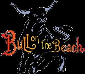 Bull on the Beach