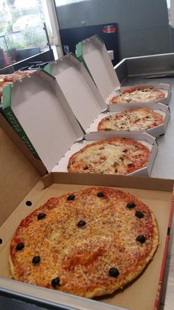 pizza à emporter Napoli Pizza