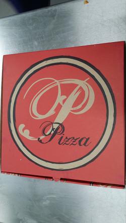 Boite à pizza Napoli Pizza