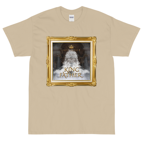 KING FATHER COVER TEE