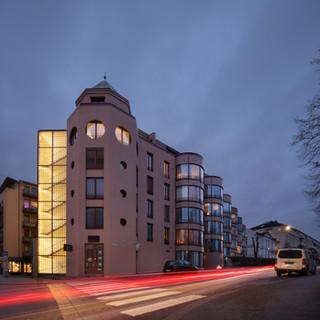 Bydel St. Hanshaugen. Oslo