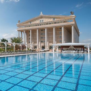 Hotel KayArtemis. Nord Kypros